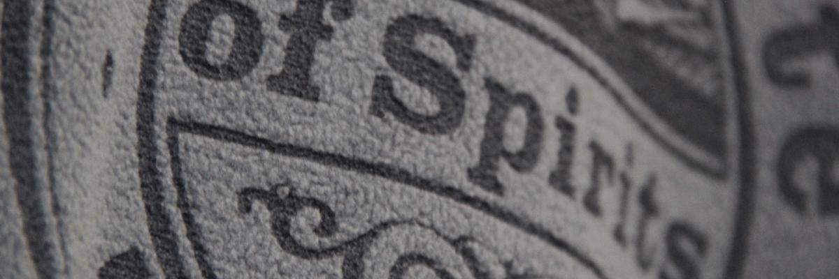 Detail einer Gravur mittels Laser auf Fleece Textilien