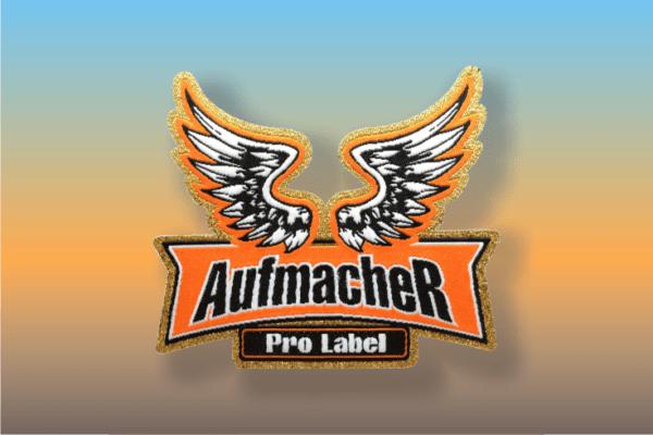 Pro Label - gewoben, nicht gestickt
