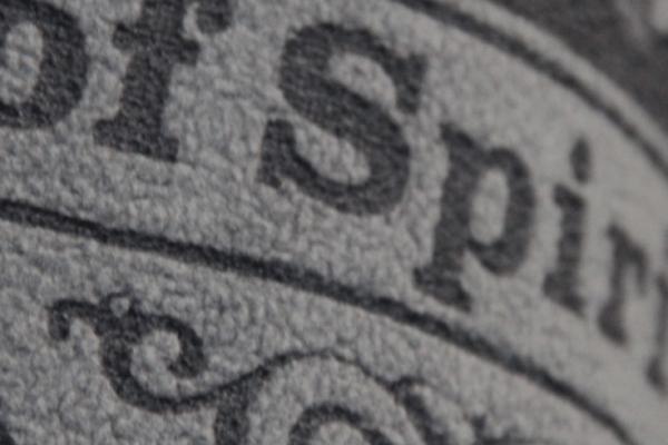 Permatrend Laser Logo auf Textilien