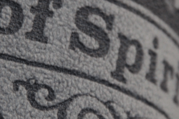 Laserbranding auf Textilien