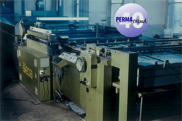 Firmenchronik 40 Jahre Permatrend - Folge 3