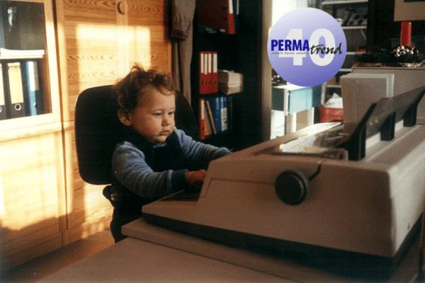 Bild Newsbeitrag Firmenchronik 40 Jahre Permatrend - Folge 4 - Permatrend AG auch ein Ort für Kinder