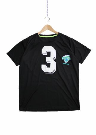 Sportshirt mit PERMA Sport Textildruck. Super dehnbar und garantiert deckend auch auf Softshell.
