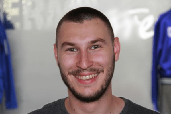 Neuer Mitarbeiter Slavisa Djekic