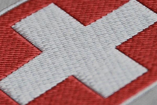 Symbolbild: Stickerei oder Textildruck?