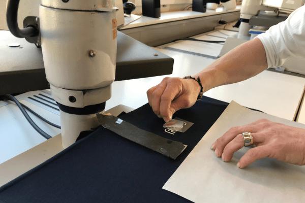 Das Einmaleins der Applikation von Textildruck Transfers
