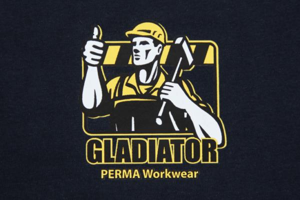 Perma Workwear Textildruck Siebdruck Transfer
