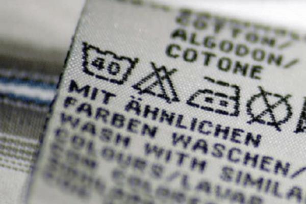 Pflegetipps bestickte und bedruckte Textilien