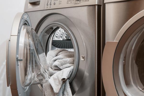 Bild von einer Waschmaschine