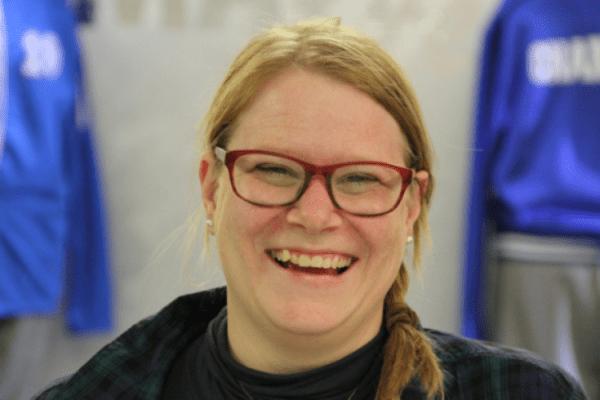 Portraitfoto von Karin Bubendorf